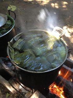 Tamales de Costa Rica!! DELICIOSOS!!