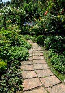 stepping stone walkways
