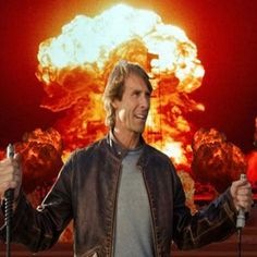 Just Relax! Michael Bay's Relaxation Mixtape