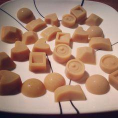 White Chocolate Candies