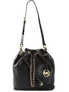 MICHAEL MICHAEL KORS 'Frankie' shoulder bag #handbag #michaelkors #women #designer #covetme #michaelmichaelkors