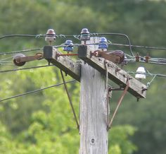 141 Best Glass Telephone Pole Insulators Images Glass