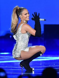Las fotos mas HOT de Jennifer Lopez en conciertos 2