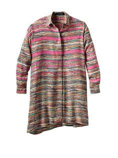 This THAKOON shirtdress.