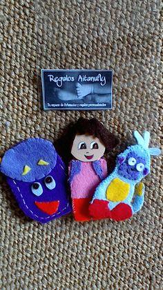 Marionetas Dora la exploradora
