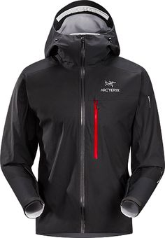 ArcTeryx Alpha FL Jacket  - Find the Top Outdoor Stores Here at http://AmericasMall.com/categories/outdoor-gear.html