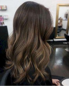 36 Hot Brunette Balayage Hairstyle Ideas
