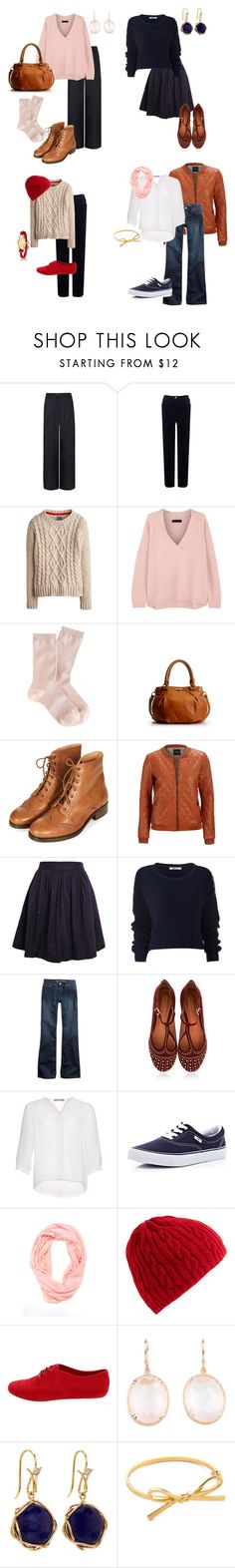 4 outfits for fall by suzyn on Polyvore featuring мода, Jonathan Saunders, Soaked in Luxury, Joules, SELECTED, American Eagle Outfitters, AllSaints, Chinti and Parker, Dash and J.Crew