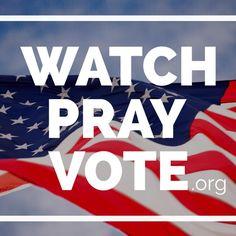 Instagram photo by Watch. Pray. Vote! • Jun 28, 2016 at 11:55pm UTC