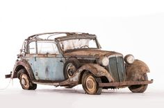 Audi Front 225 cabriolet - ca 1936 (EUR€6000 - 8000)