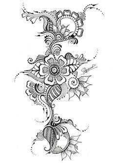 Doodles, drawings zentangles: