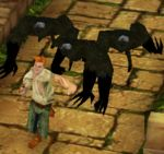 Evil Demon Monkeys #temple #run #wiki,templerun,evil #demon #monkeys,temple #run,guy #dangerous,temple #run #2,masks,tripping,rings http://jacksonville.remmont.com/evil-demon-monkeys-temple-run-wikitemplerunevil-demon-monkeystemple-runguy-dangeroustemple-run-2maskstrippingrings/  # Evil Demon Monkeys Contents Appearance Edit The Evil Demon Monkeys have black fur, long teeth, and a skull-like armor on its/their head(s). These vicious creatures can be seen whenever the player character trips…