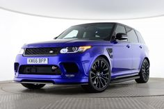 Try Saxton's Land Rover Range Rover Sport if you're after a premium-standard SUV. Used Range Rover, Range Rover Svr, Car App, Buick Envision, Best 4x4, Audi Allroad, Bmw X4, Volvo Xc60, Cars