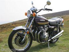 Memorable Motorcycles - Kawasaki Z1
