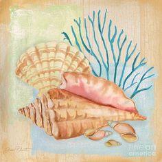 Seaside Dream-b Painting