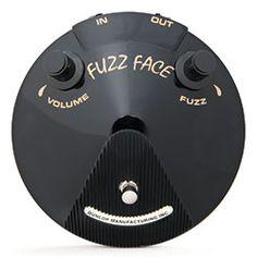 JBF3 Joe Bonamassa Fuzz Face. Made for humbuckers.