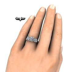 Three Stone Rings, Wedding Matches, Gold Engagement Rings, Moissanite, Fashion Rings, True Love, Wedding Bands, White Gold
