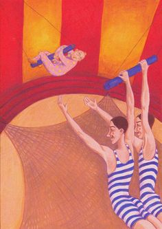 4. A wheeze on the trapeze