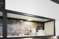 Kuchyňa ESTER vo vyhotovení biela arctic vysoký lesk Mirror, Bathroom, Furniture, Home Decor, Washroom, Decoration Home, Room Decor, Mirrors, Full Bath