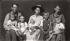 Heber Springs, Arkansas, c. 1940-1945. - Mike Disfarmer (1884-1959) was an American photographer whose portraits of everyday people in rural Arkansas became regarded as art some years after his death.