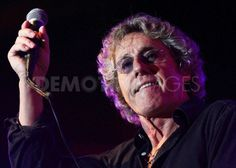 Roger Daltrey performs live in Rome 2012
