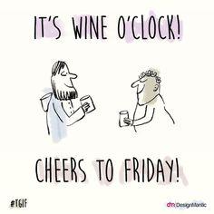 Frinally! Happy weekend peeps.