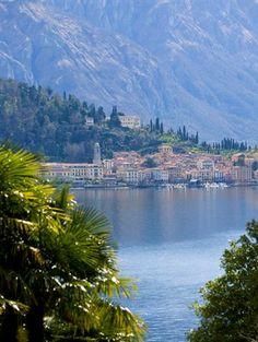 View from Villa Tremezzo, Lake Como