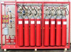 Fire System media co2 merupakan sebuah sistem pemadam kebakaran automatis yang menggunakan media carbon dioxide (co2) yang sangat efesien dan handal