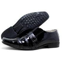 Sapato Social Masculino Em Couro Combina Com Calça Jeans.