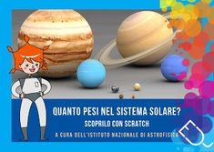 """Webinar """"Quanto pesiamo sugli altri pianeti"""" - BussolaScuola"""