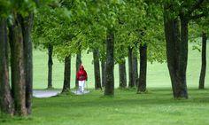 Westpark in München: Einem Leser gefallen die Liegewiesen des Naherholungsgebietes, die immerhin nicht so voll im Sommer sind wie die im Englischen Garten.