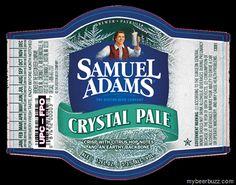 mybeerbuzz.com - Bringing Good Beers & Good People Together...: Samuel Adams Updates Crystal Pale 12oz Bottles
