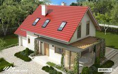 Casa cu mansarda Lea G1