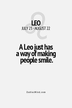 . Leo zodiac
