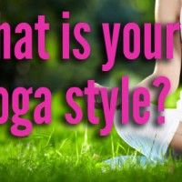 10 Yoga Styles for Every Body and Mood