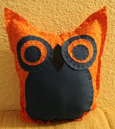 Auburn tiger owl! I want to make this its so cute