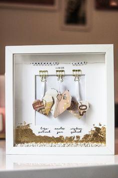 gift for wedding, birthday, birth Geld / Fotogeschenk für Hochzeit Geburtstag Geburt Anniversary Crafts, Happy Anniversary Wishes, Wedding Anniversary, Wedding Gifts For Newlyweds, Newlywed Gifts, Gift Wedding, Birthday Gifts For Kids, Diy Birthday, Creative Money Gifts