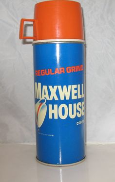 Vintage Maxwell House advertising COFFEE by AGsAtticTreasures
