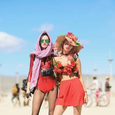 13 Photos from Burning Man That Will Take Your Breath Away via Brit + Co.