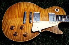 Burst For sale! Ace Frehley burst (the real deal) Les Paul Guitars, Les Paul Standard, Ace Frehley, Gibson Guitars, Gibson Les Paul, Vintage Guitars, Playing Guitar, The Originals, Electric