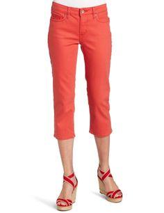 Levi's Women's Mid Rise Capri « Impulse Clothes