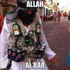 Αλλάχ Αλ Μπαρ   Libertin