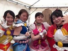 Mascot Costumes, Halloween Costumes, Bollywood Girls, Living Dolls, Pretty Cure, Fursuit, Athletic Women, Magical Girl, Behind The Scenes