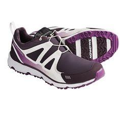 Salomon S Wind CS Trail Shoes - Waterproof