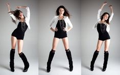 Bella Legs Look Book 2010 - Fashion Photography
