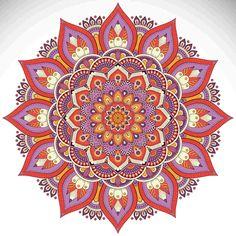 Mandala Art, Mandala Drawing, Mandala Pattern, Ornament Pattern, Circle Art, Geometric Circle, Vector Flowers, Oriental Pattern, Mandala Coloring