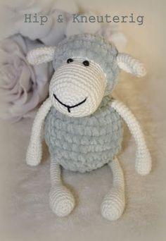 Trendy Crochet Projects For Kids Haken Crochet Blanket Border, Crochet Pillow Patterns Free, Animal Knitting Patterns, Baby Afghan Crochet, Crochet Gifts, Crochet Dolls, Crochet Clothes, Crochet For Kids, Easy Crochet