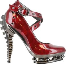 Women's Hades Triton - Burgundy Ornamented Shoes - $115.95