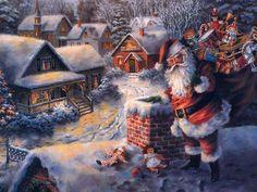 Kışı Dolu Dizgin Hissettiren Noel Görselleri