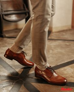 Classic brown derby shoes are the ace choice no matter the season. Bata Shoes, Men's Shoes, Brown Derby, Derby Shoes, Motion Graphics, Shoe Collection, Moccasins, Oxford Shoes, Loafers